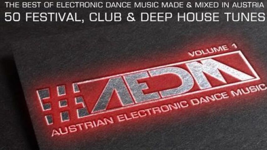 Out Now: AEDM - Austrian Electronic Dance Music, Vol. 1