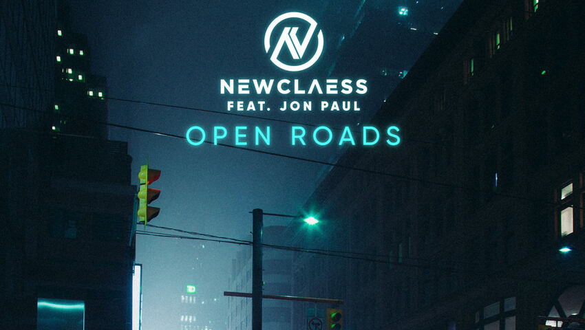 Newclaess feat. Jon Paul - Open Roads