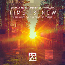 Time Is Now (I AM HARDSTYLE In Concert Theme)